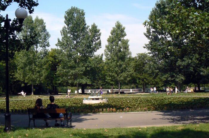 Borisova Gradina Park