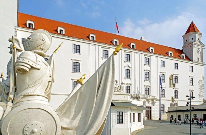 Bratislava Castle Explore