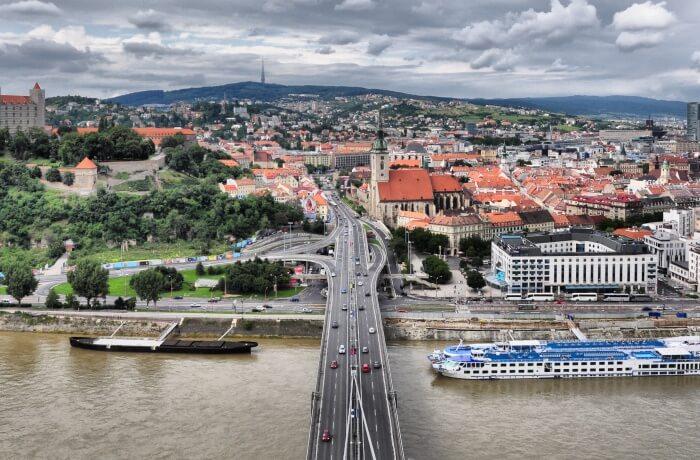 Bratislava Take a day Trip from Vienna