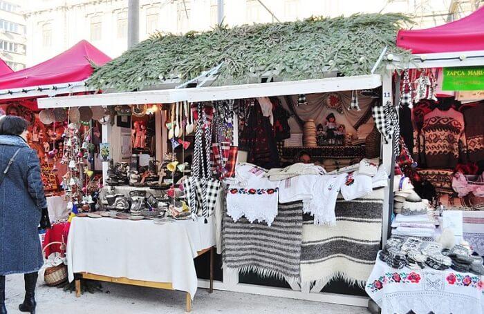 Bucharest Market Tour