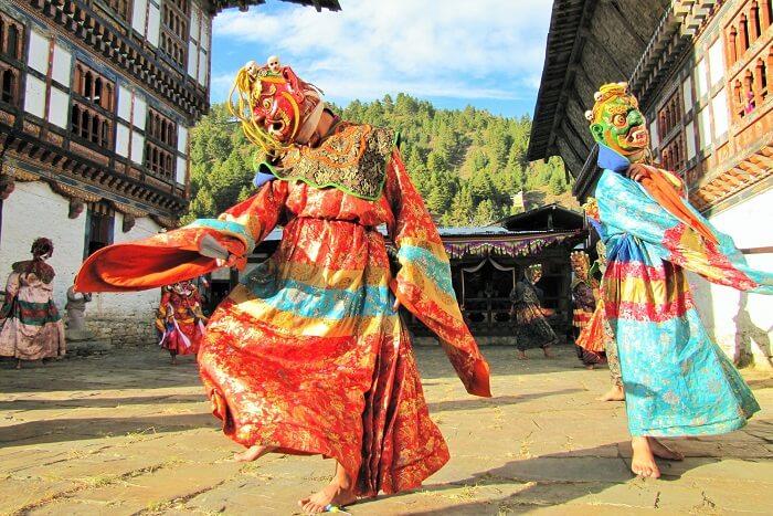 Best Place In Bhutan