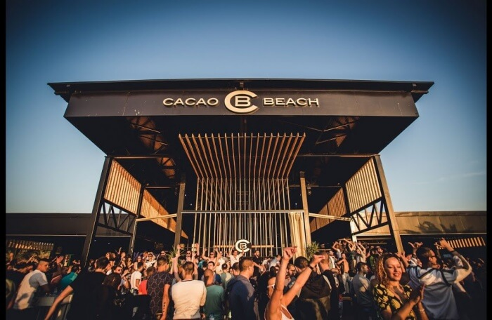 Cacao Beach in Sunny Beach Resort