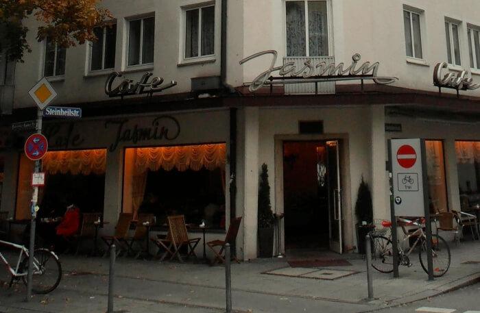 Cafe Jasmin in Munich