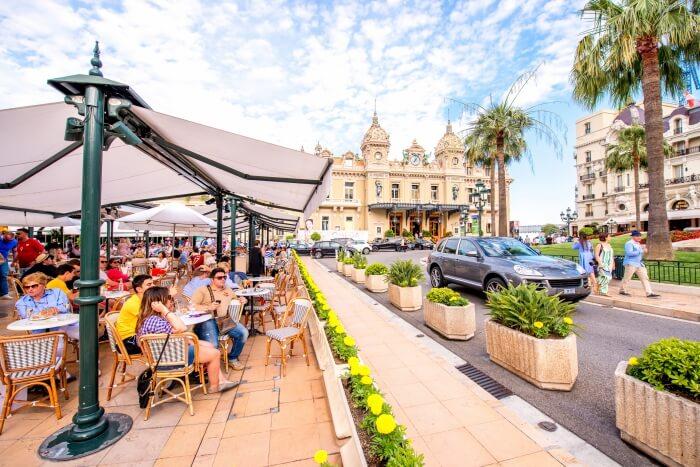 Best Cafes In Monaco