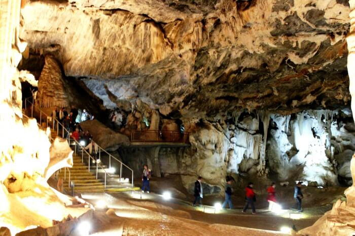 Canvo Caves