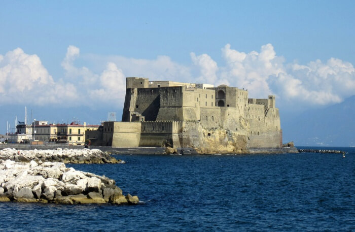 Castel Nuovo and Castel dell'Ovo