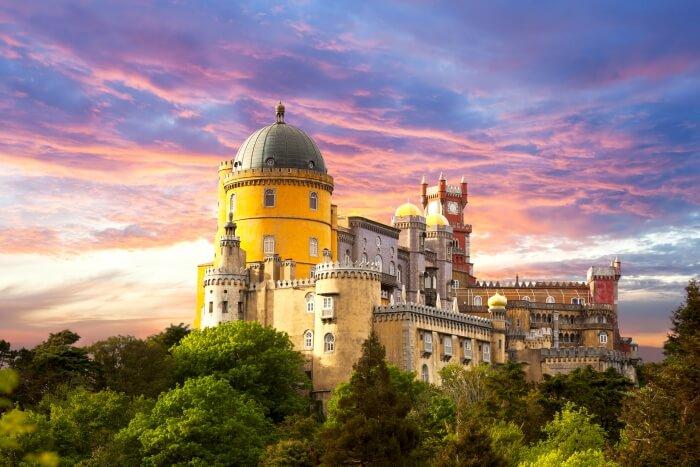 Castles In Portugal