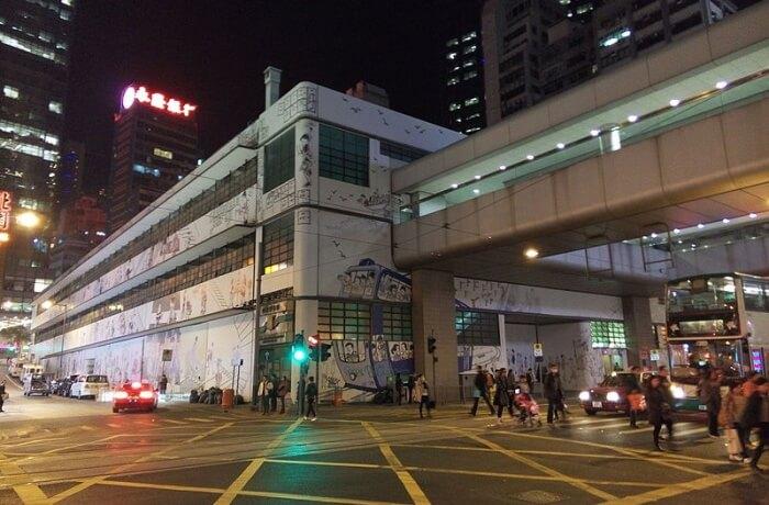 Central Market Visit