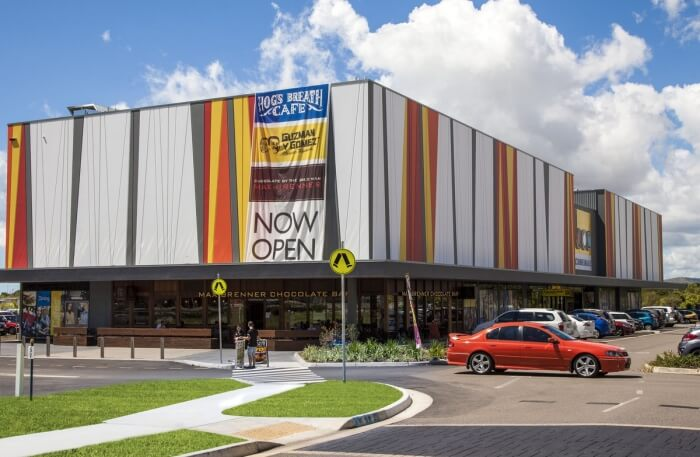 Central Village In Townsville