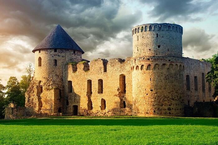 Cesis Castle Medieval Fair