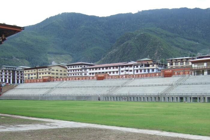 Changlimithang Stadium