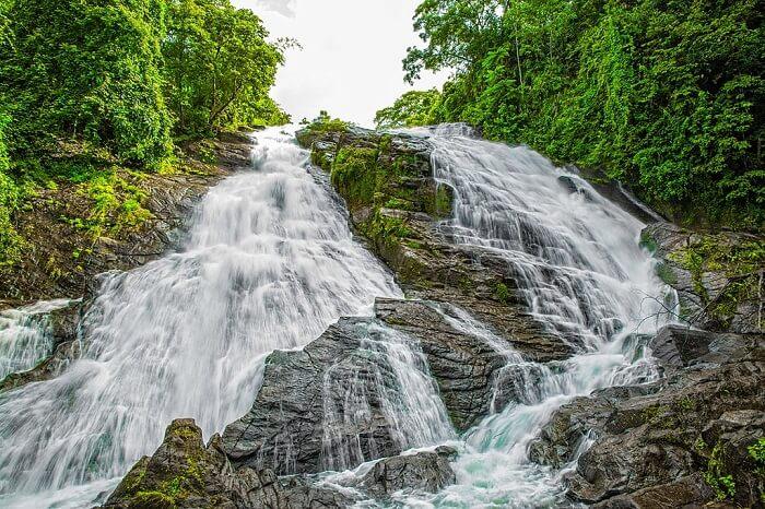 milky charpa falls