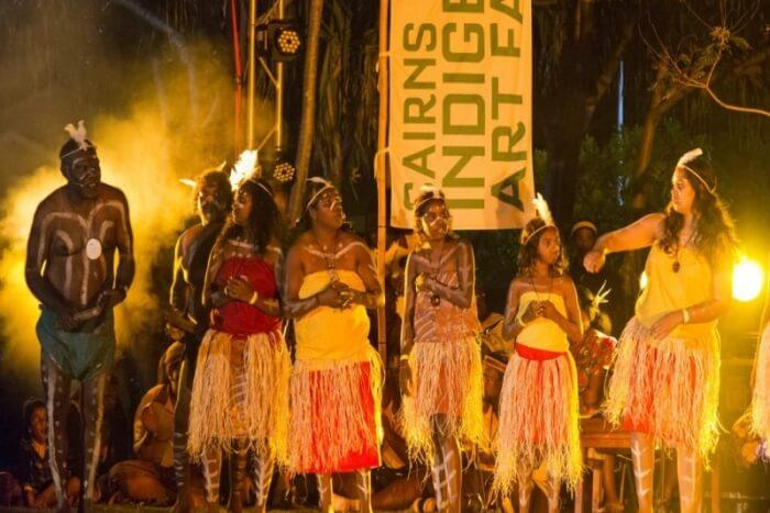 Cairns Indigenous Art Fai