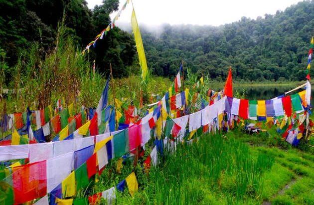 Colorful Buddhist