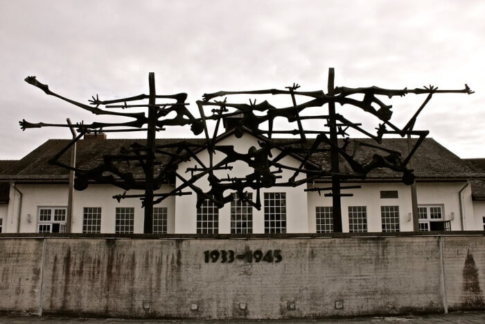Concentration Camp in Dachau