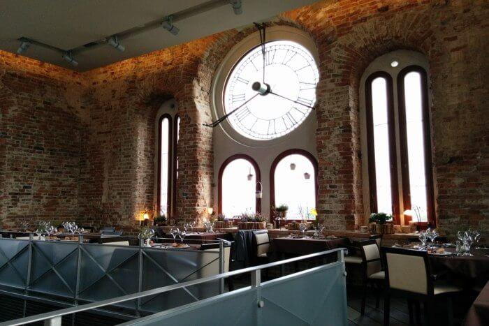 Contemporary Latvian Restaurants