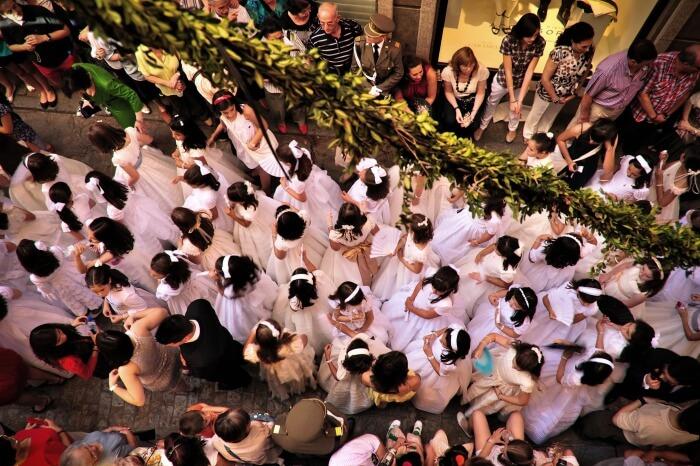 Corpus Christi – 31st May