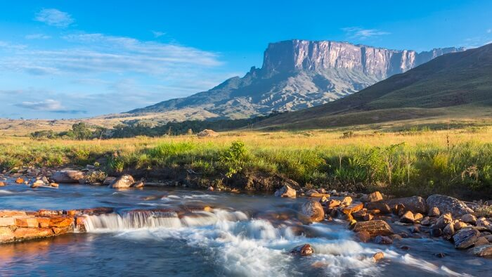 Cover For Mount Roraima
