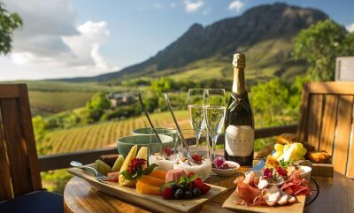 Stellenbosch Restaurants