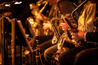 Jazz performers in Europe