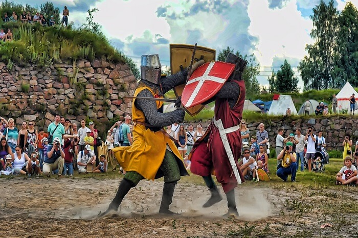 Famous Festivals In Lithuania