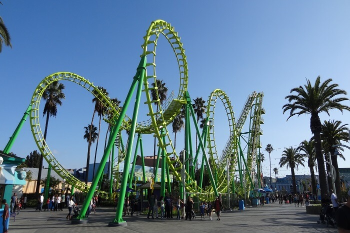 Best Theme Parks In Los Angeles