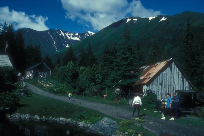 Crow Creek Historic Gold Mine