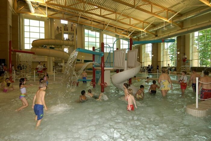 Cub Run RECenter Aquatics
