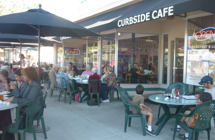 Curbside Cafe