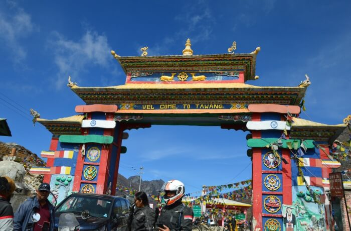 welcome to Tawang