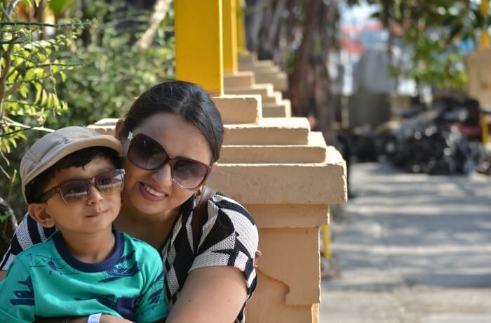travel with kid is joyful experience
