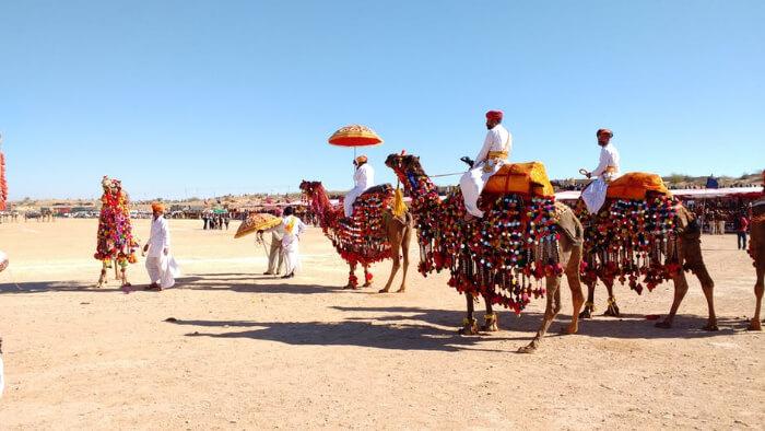 Desert Festival Jaisalmer in Jaisalmer