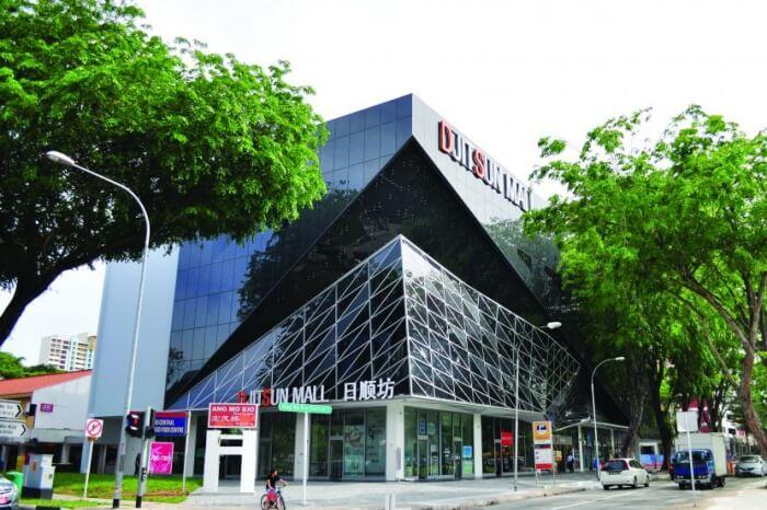 Djitsun Mall Bedok