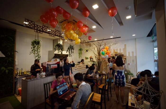 Enchanted Café