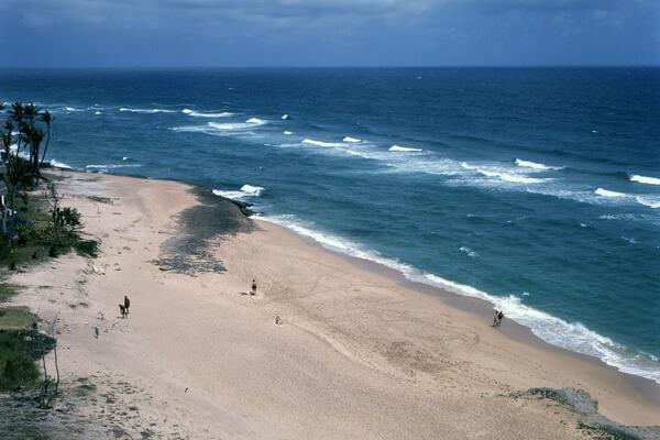 Enjoy the Coastal Stretch and Beach