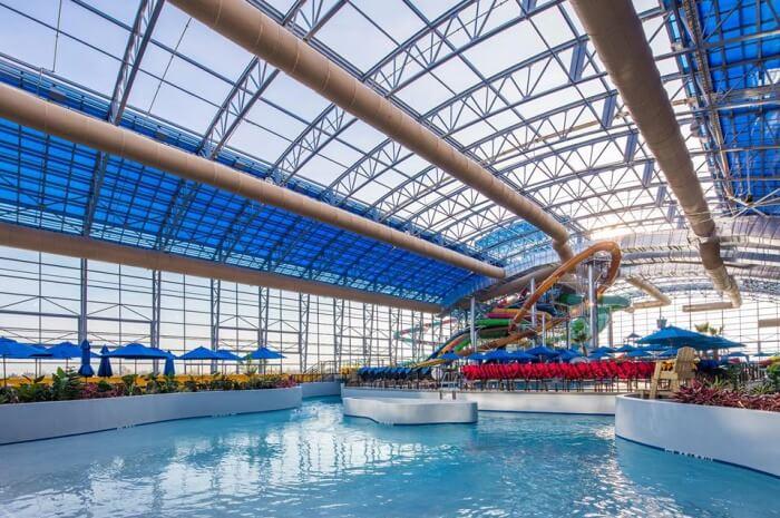 Epic Waters Indoor Water Park