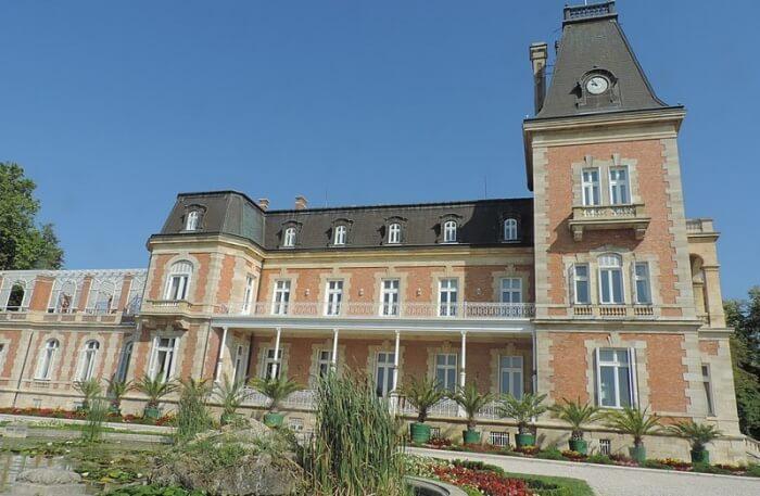 Euxinograd Palace