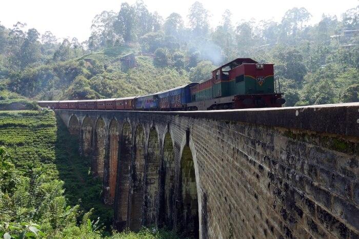 Explore the Beauty of Demodara Railway Station
