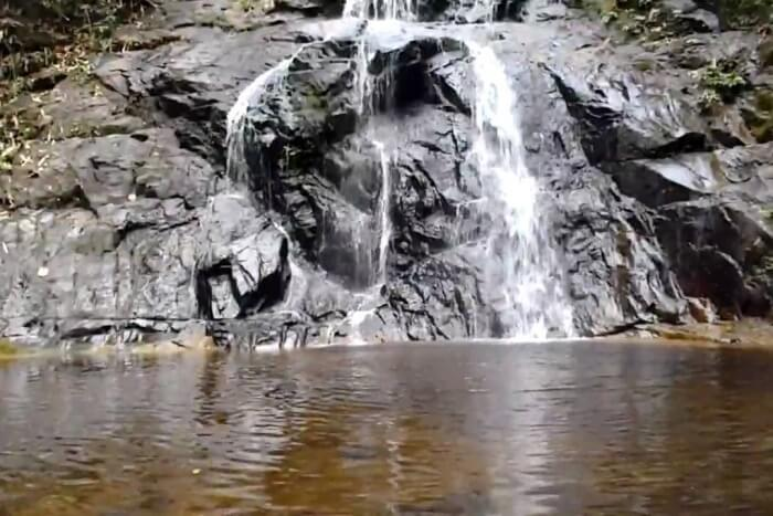 Explore the Chong Fah Waterfall