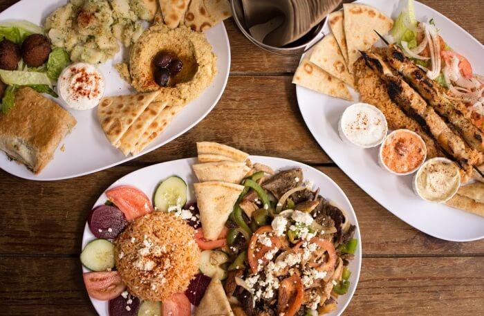 Authentic Greek Falafel