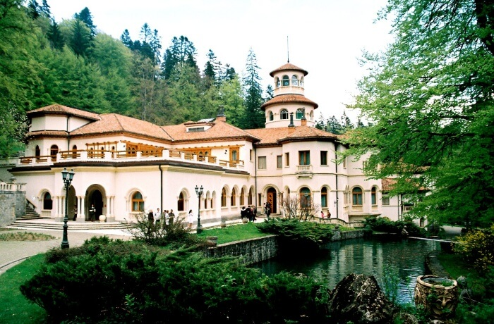 Foisor Castle