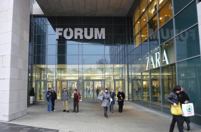 Forum Shopping Center