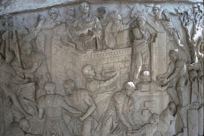Gate of Trajan Castle
