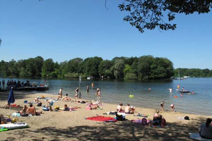 Gay Beach Berlin