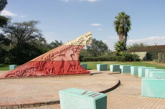 Get wilder at the Pretoria Zoo