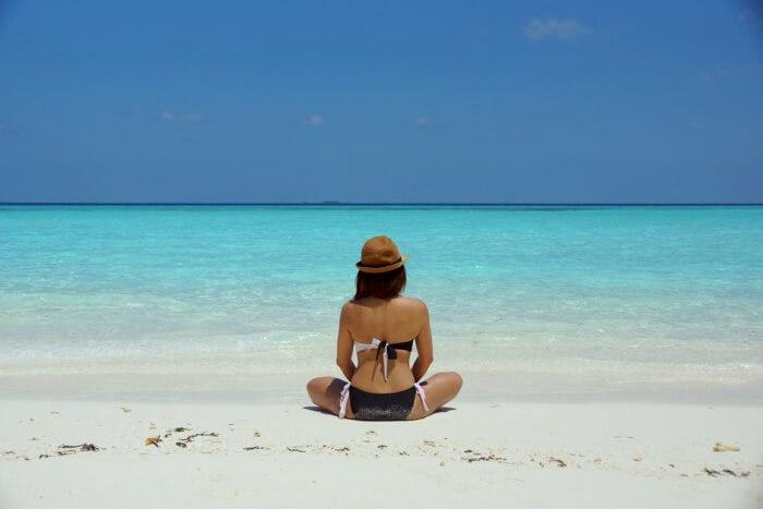 Go Sunbathe at The Peaceful Beaches