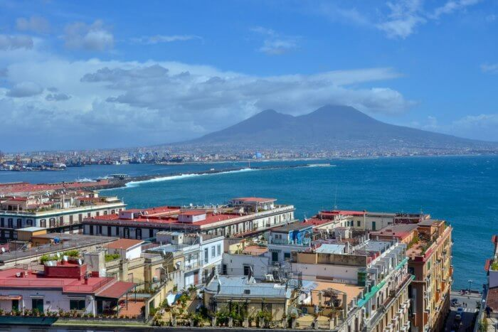 Go island hopping in the Bay of Naples