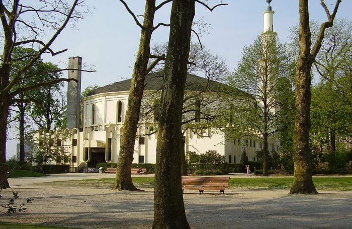 Grand Mosque of Brussels