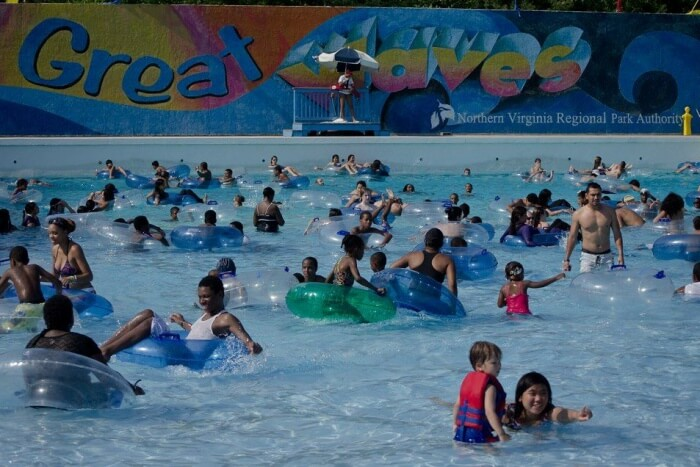 Great Waves Water Park