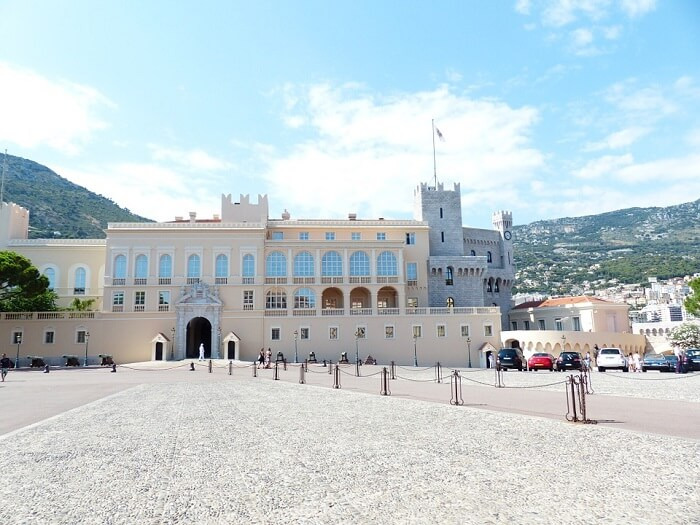 Grimaldi Monaco Residence Prince Palace Palace